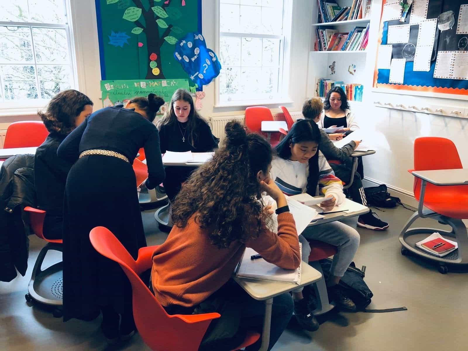 After-school Italian courses